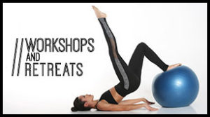 Zweet Sport Hot Yoga & Total Fitness - Workshops and Retreats button